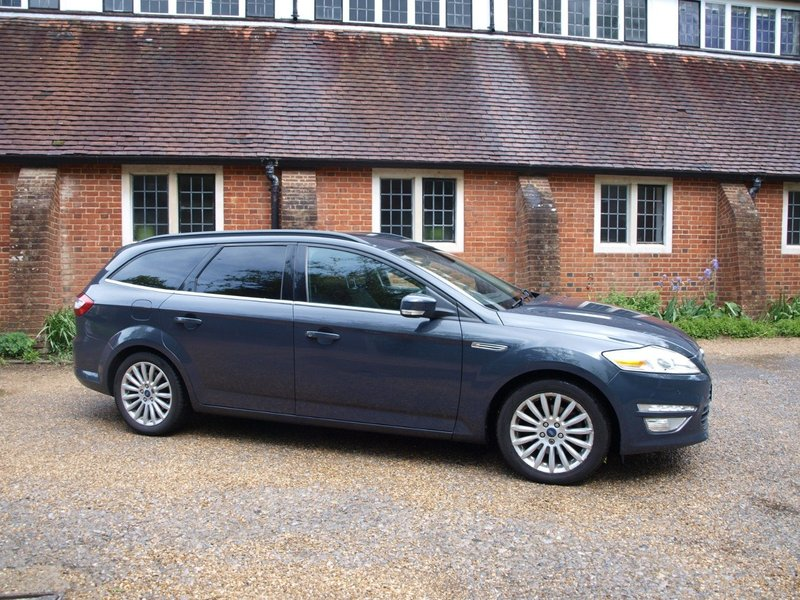 View FORD MONDEO TDCi 140 Zetec Business Edition Estate